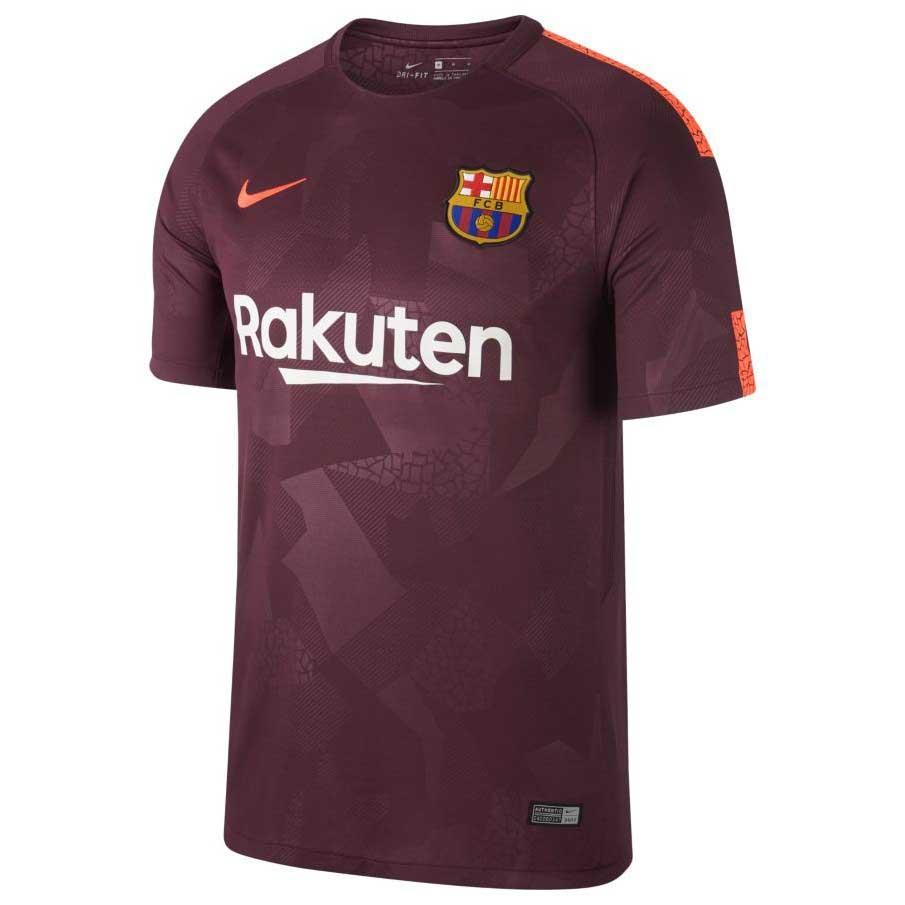0f05de2f2 Nike FC Barcelona 3rd Stadium 17 18 Red