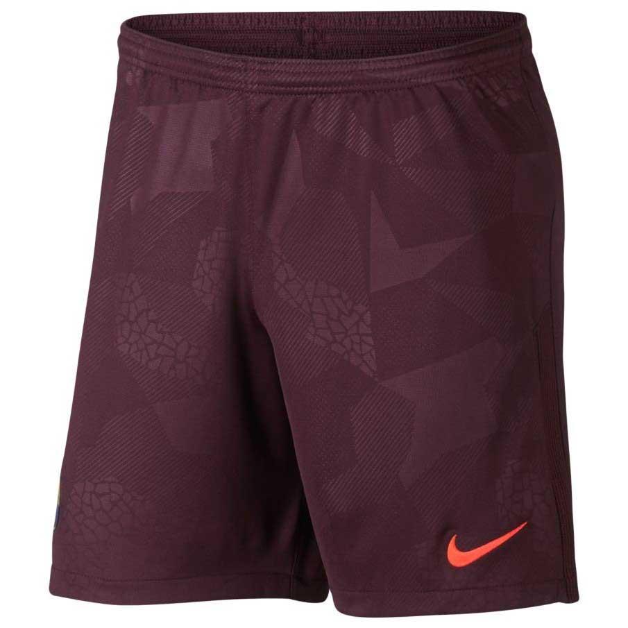 Nike FC Barcelona Stadium 3rd Shorts Red bdf49003c6e43
