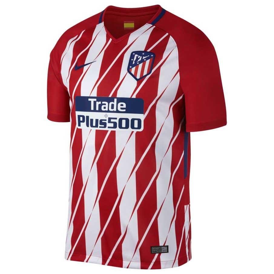 Clubs Nike Atletico Madrid Stadium Home Jersey S/s