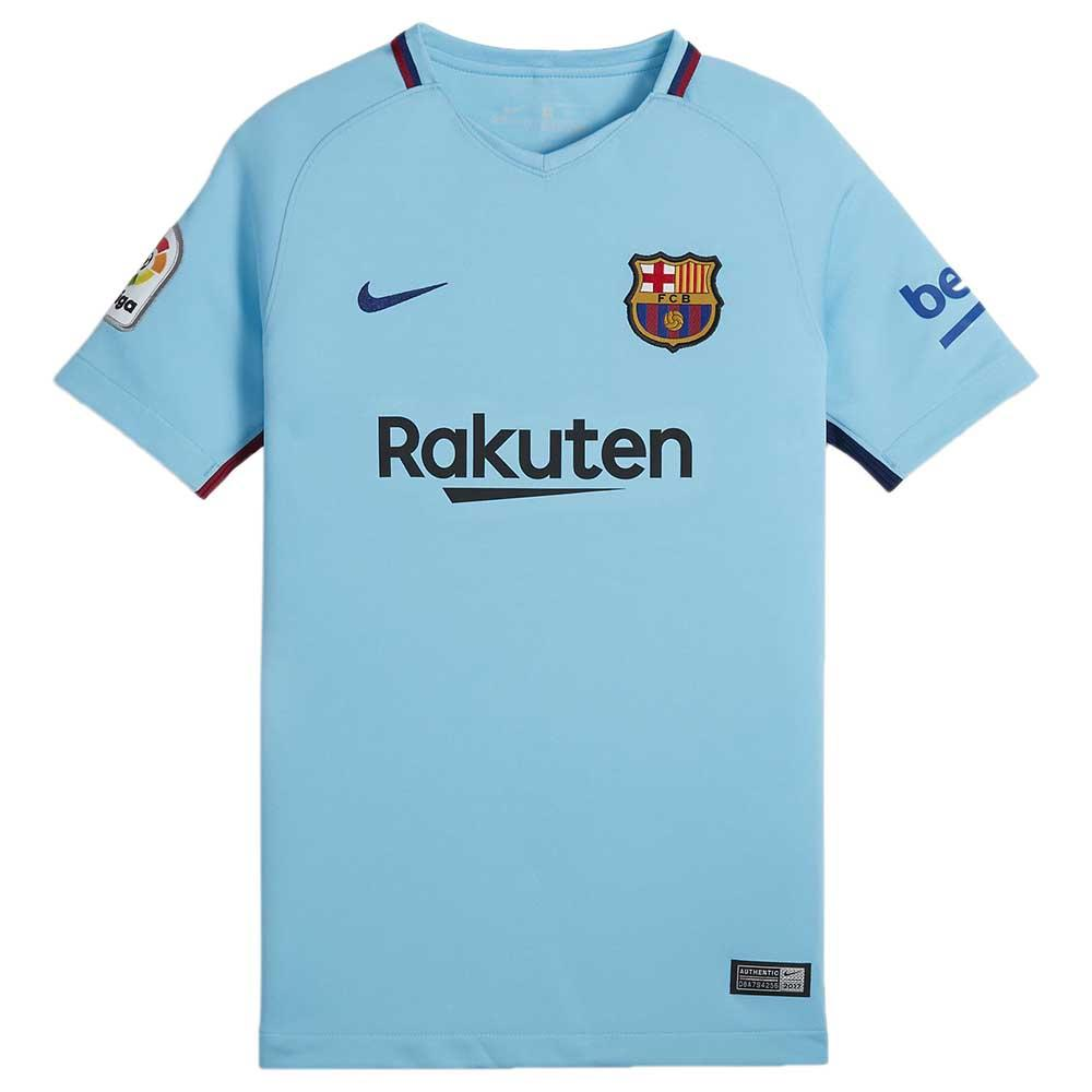 buy popular 371b8 73d3e Nike FC Barcelona Stadium Away Jersey S/S Junior , Goalinn