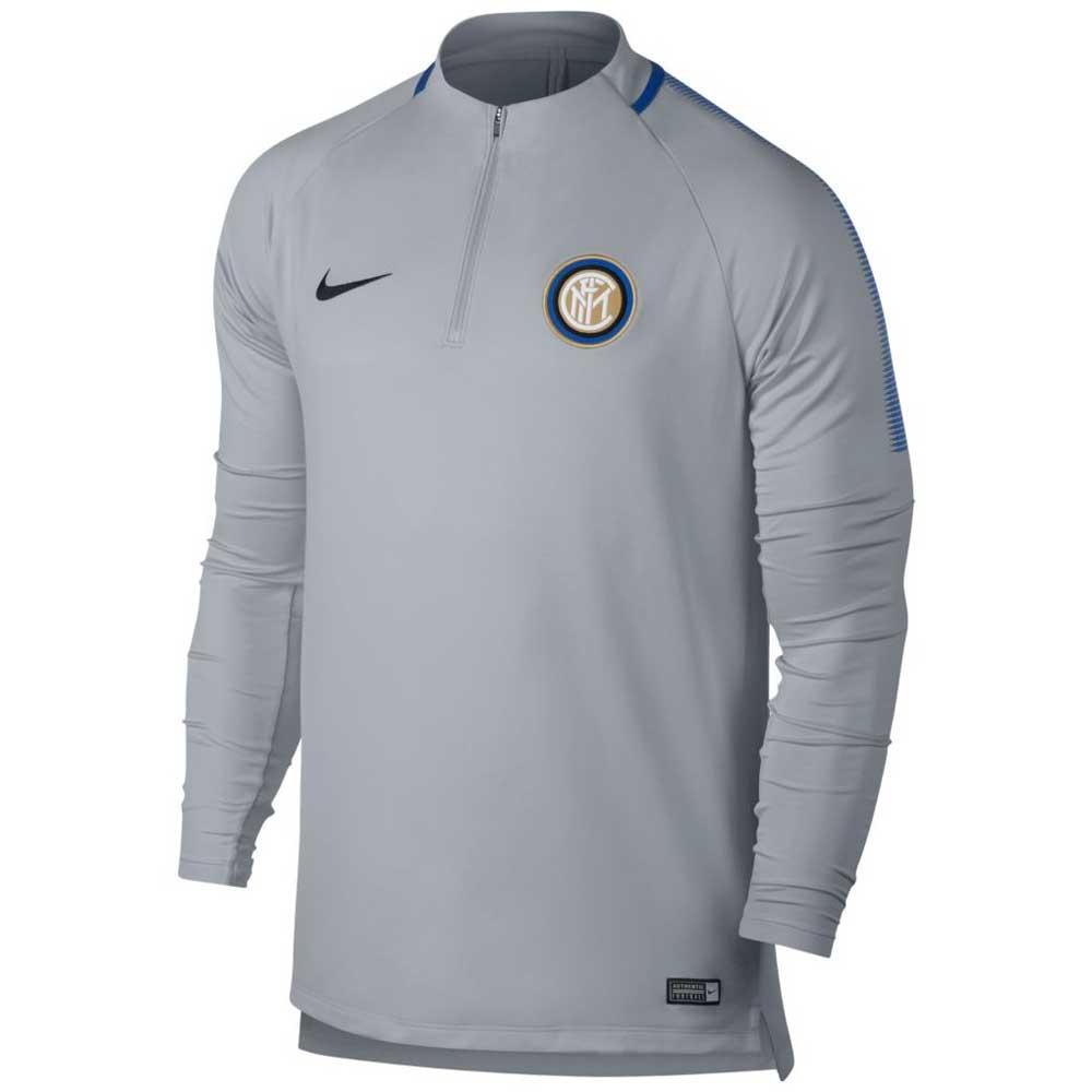 713e2defda8 Nike Inter Milan Dry Squad Drill Top køb og tilbud, Goalinn Fodbold