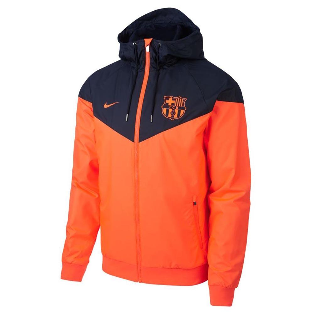 fc barcelona authentic windrunner