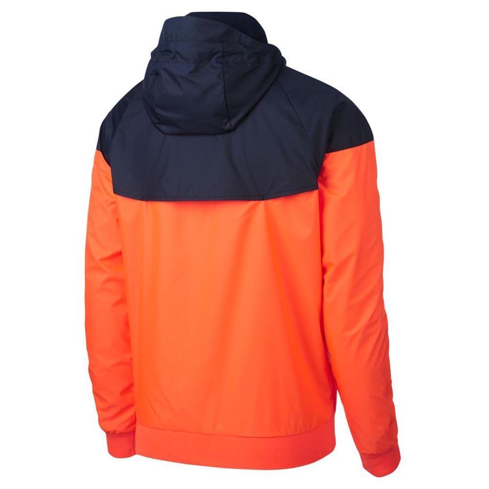 Sacrificio Aprobación Naufragio  Nike FC Barcelona Windrunner Authentic Hooded Jacket Red, Goalinn