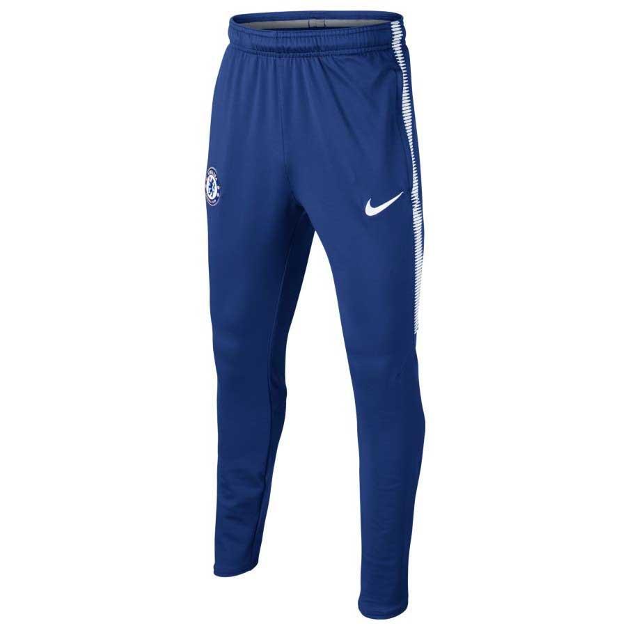 40e24eb1ee0e Nike Chelsea FC Dry Squad Pants Junior Blue