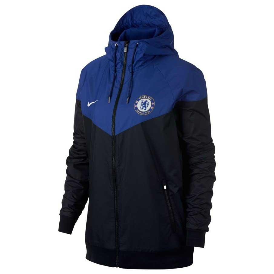 8bad7f55722 Nike Chelsea FC Windrunner Authentic Hooded Jacket