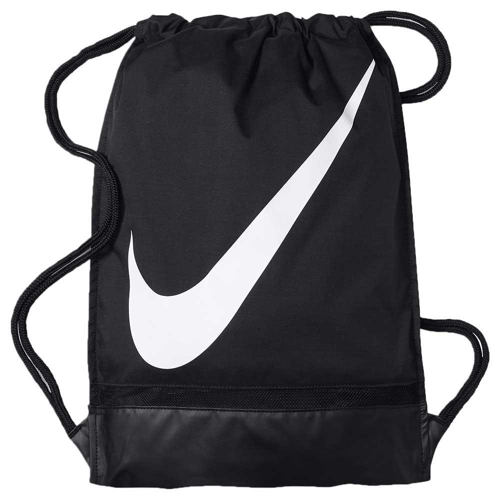 0211402d565a Nike FB Gymsack Black buy and offers on Goalinn
