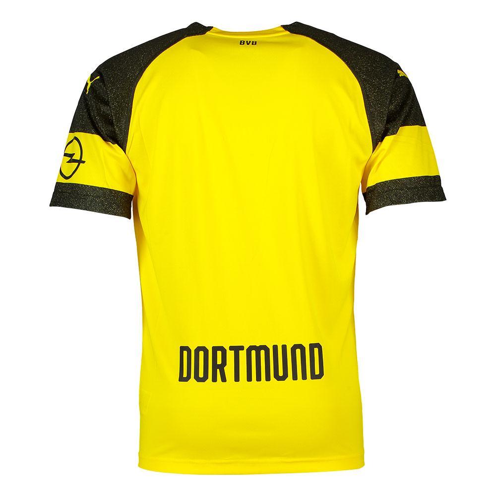 9d3d381c9 Puma Borussia Dortmund Home Replica 18 19 Yellow