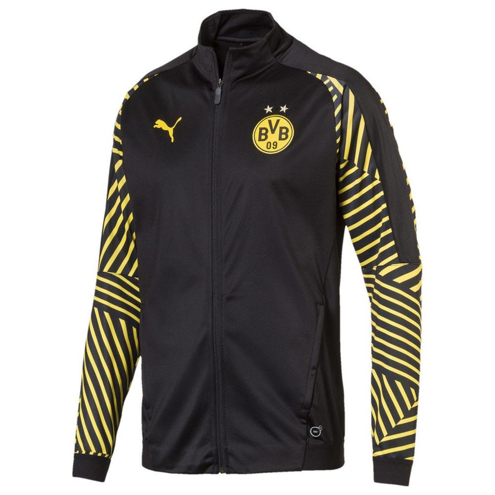Football Puma Borussia Dortmund Stadium Jacket