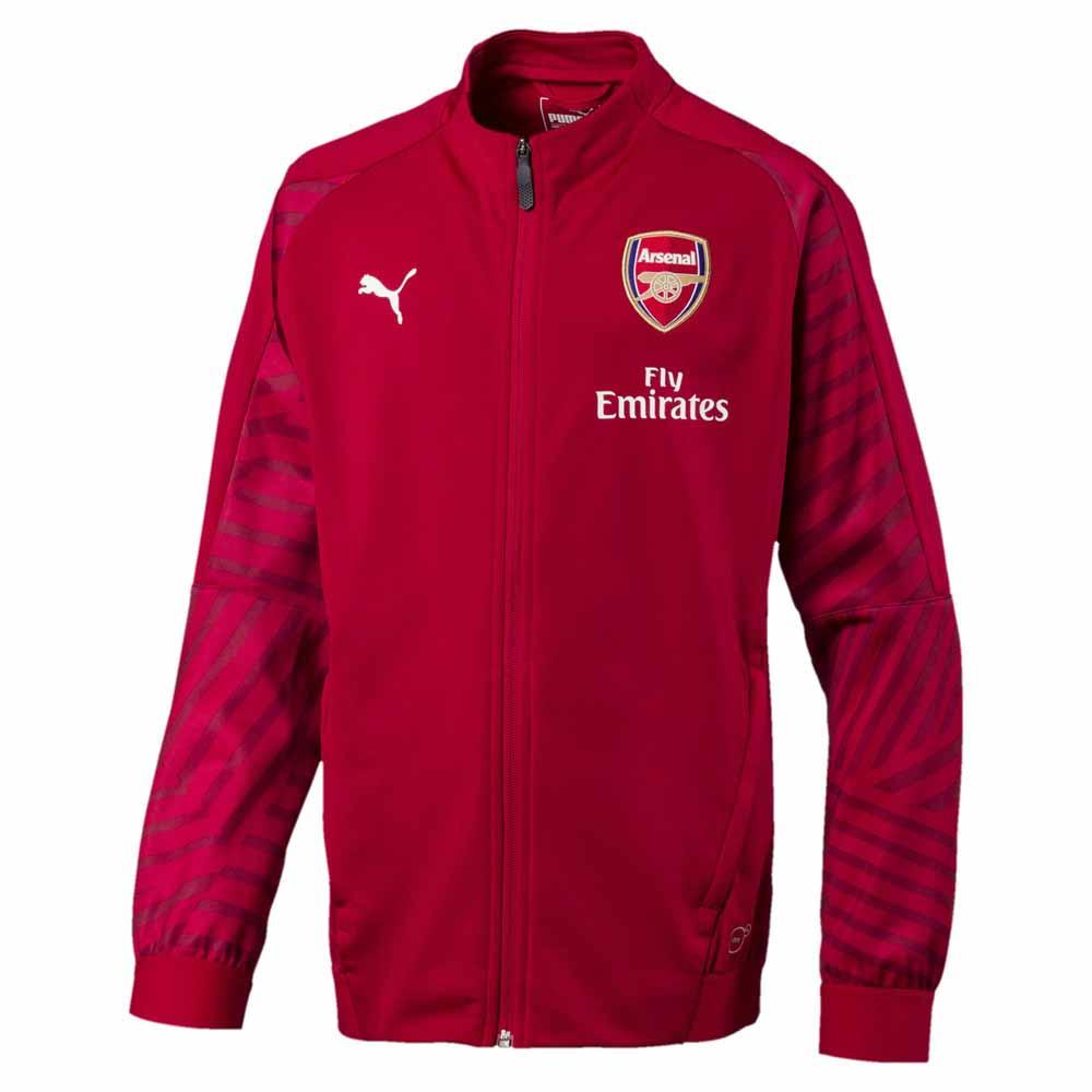 Puma Arsenal FC Stadium 18/19 Junior Jacket