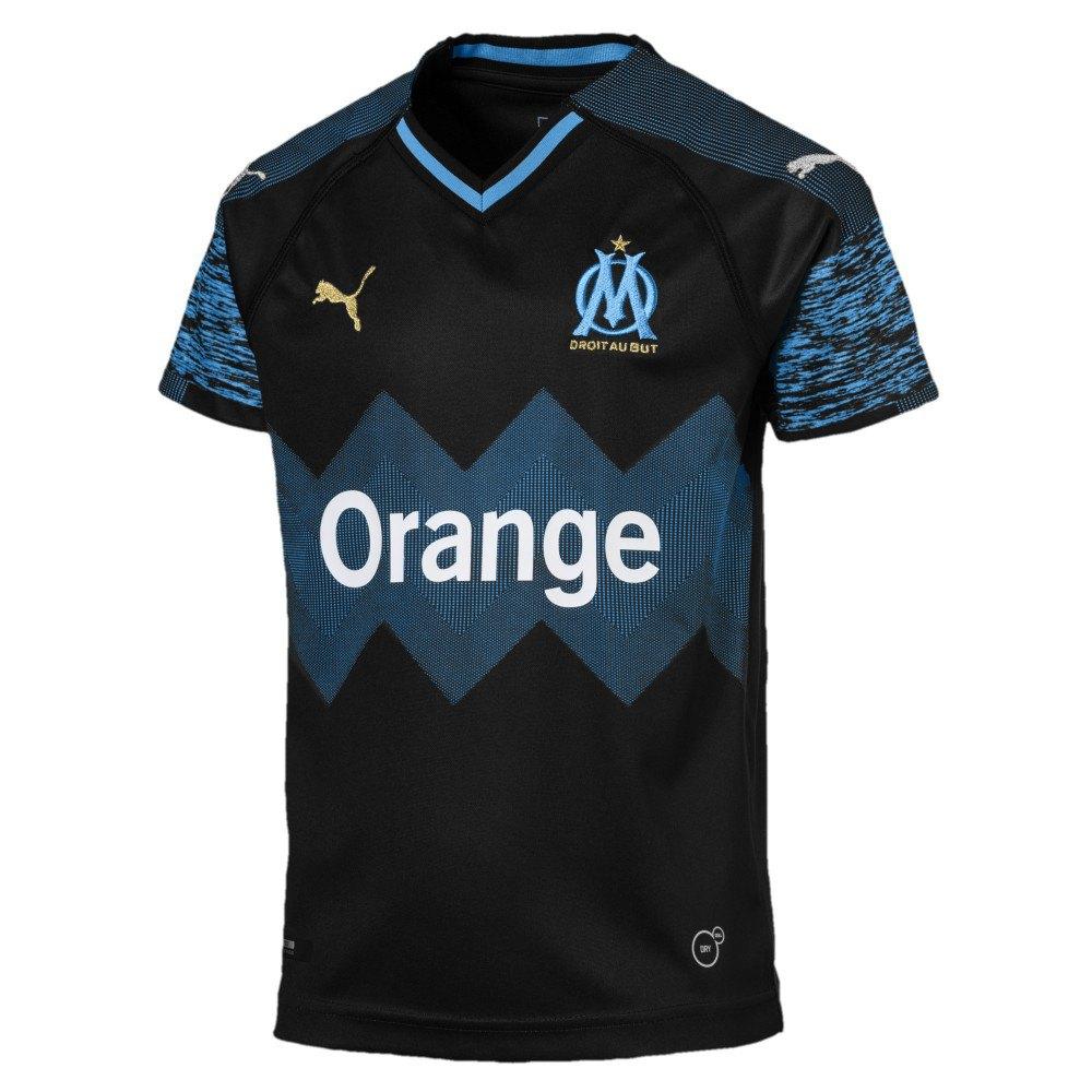 ad32e6910 Puma Olympique Marseille Away Replica 18 19 Preto