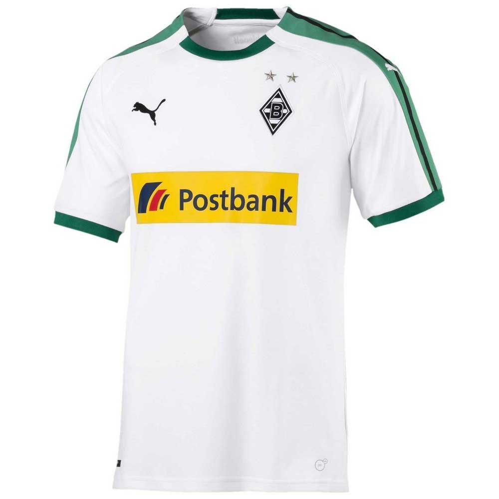 Puma Borussia Mönchengladbach Home 18/19 White, Goalinn