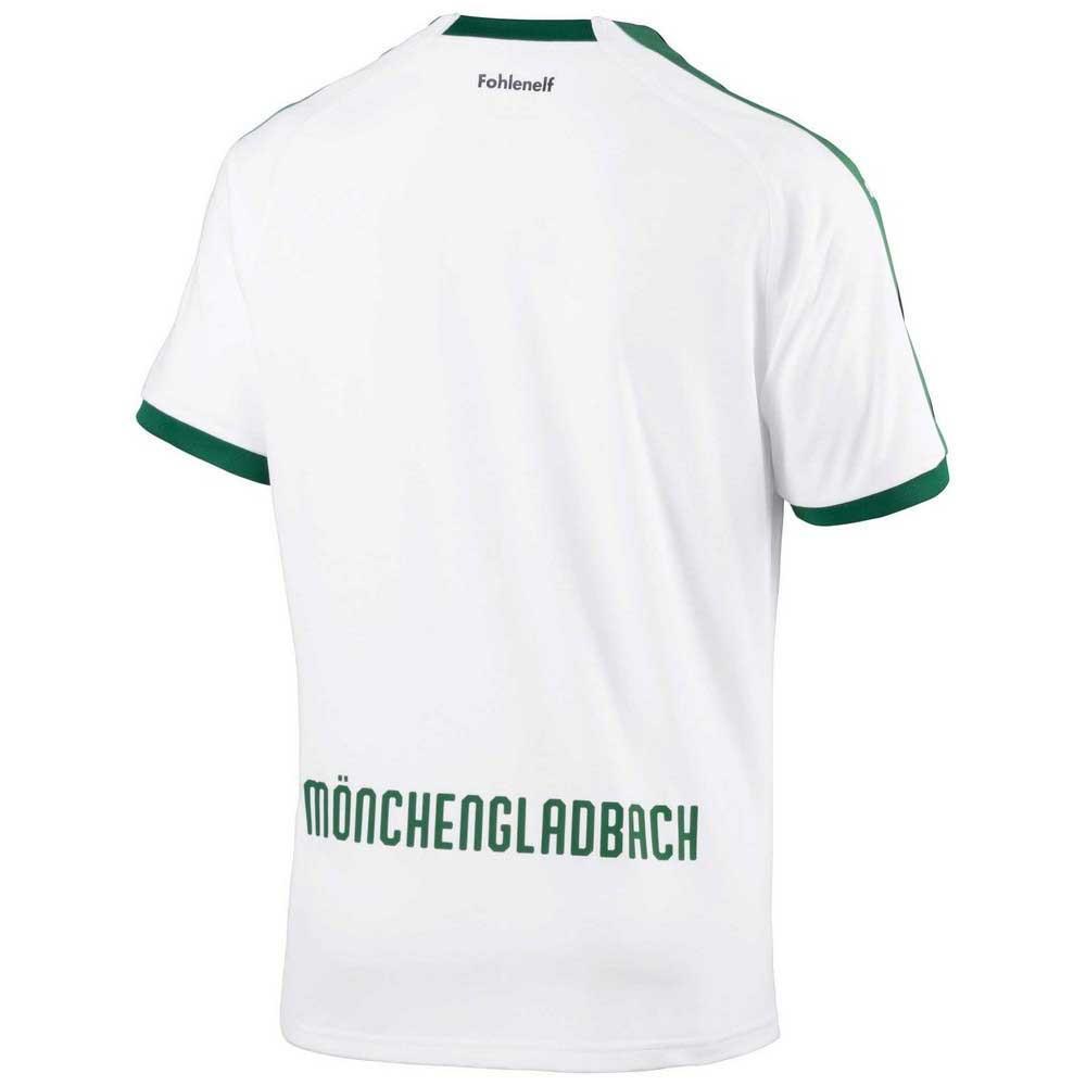 Puma Borussia Mönchengladbach Home Replica 18 19 White a96facecc
