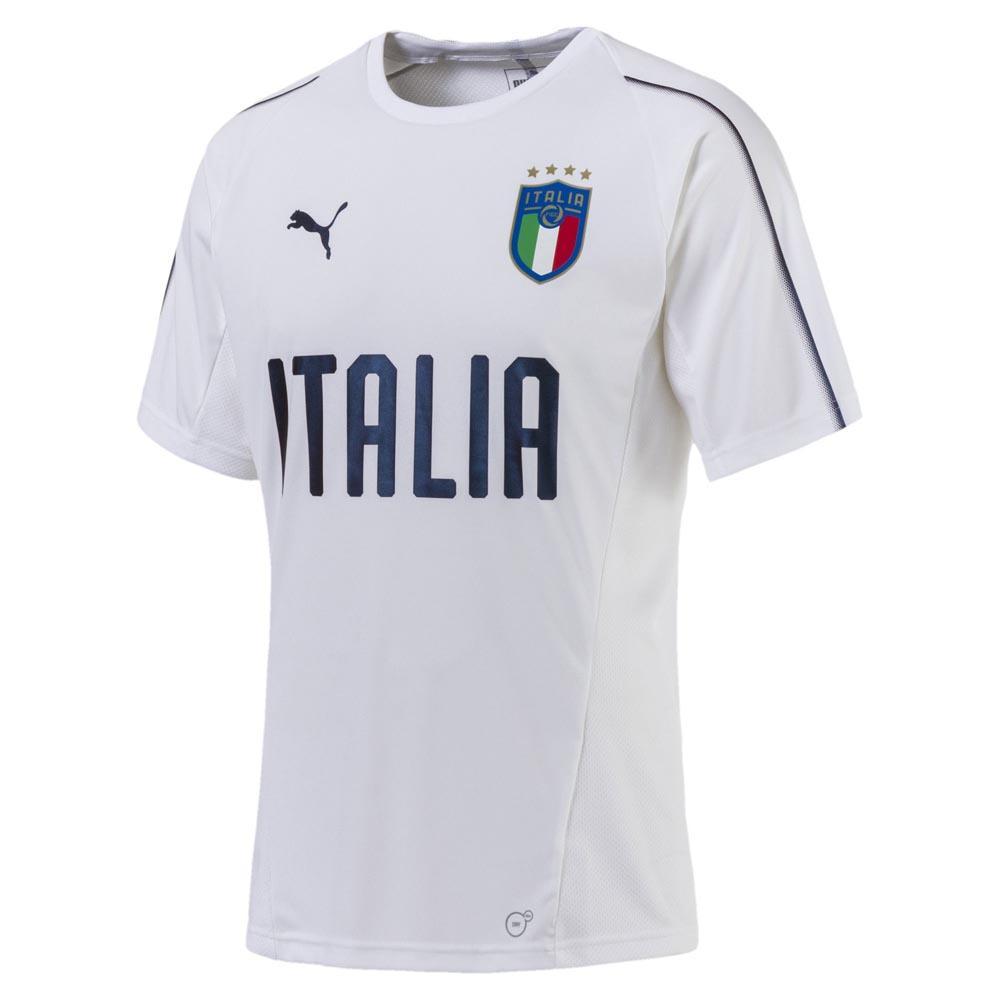 buy online 20c91 5cca7 Puma FIGC Italia Training Jersey S/S buy and offers on Goalinn