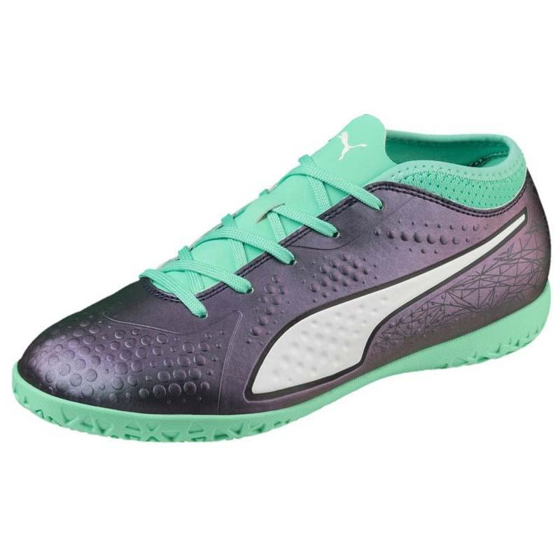 26abd18950e Puma One 4 IL Syn IT Green buy and offers on Goalinn