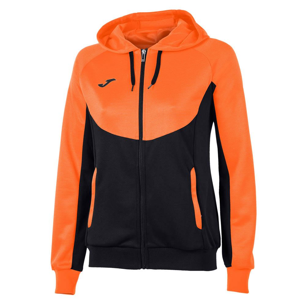 e1376ae800 Joma Essential Hooded Black buy and offers on Goalinn