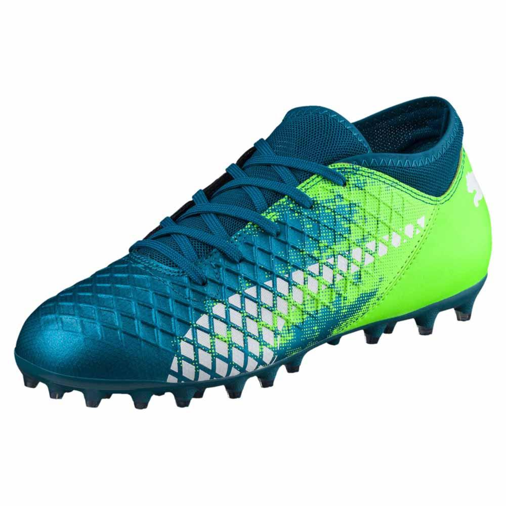 d6406856580bd Puma Future 18.4 MG Green buy and offers on Goalinn