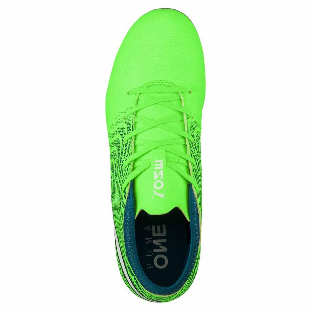 Puma One 18.4 AG Verde comprar y ofertas en Goalinn 9e809d601a340