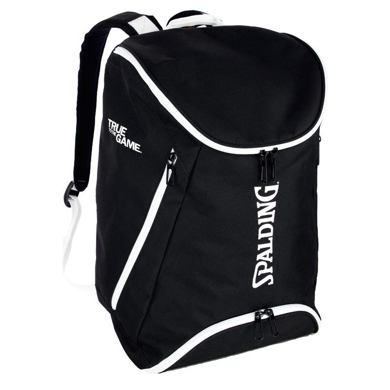 Spalding Backpack 40L Black buy and offers on Goalinn 3f2ab1db77