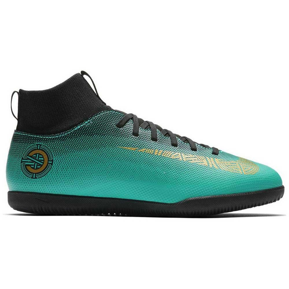 hot sale online a84c4 76870 Nike Mercurialx Superfly VI Club CR7 IC Green, Goalinn