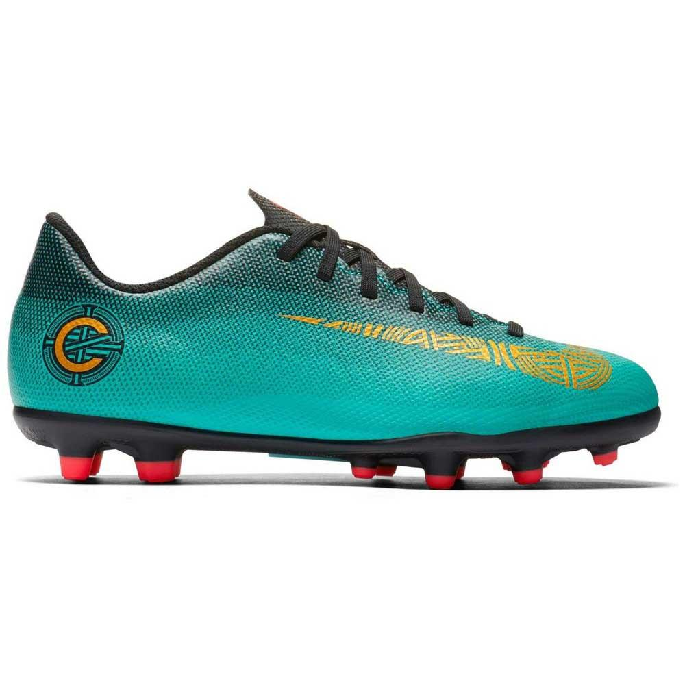 low priced bb0f3 f85e7 Nike Mercurial Vapor XII Club CR7 GS MG Grön, Goalinn Fotboll junior