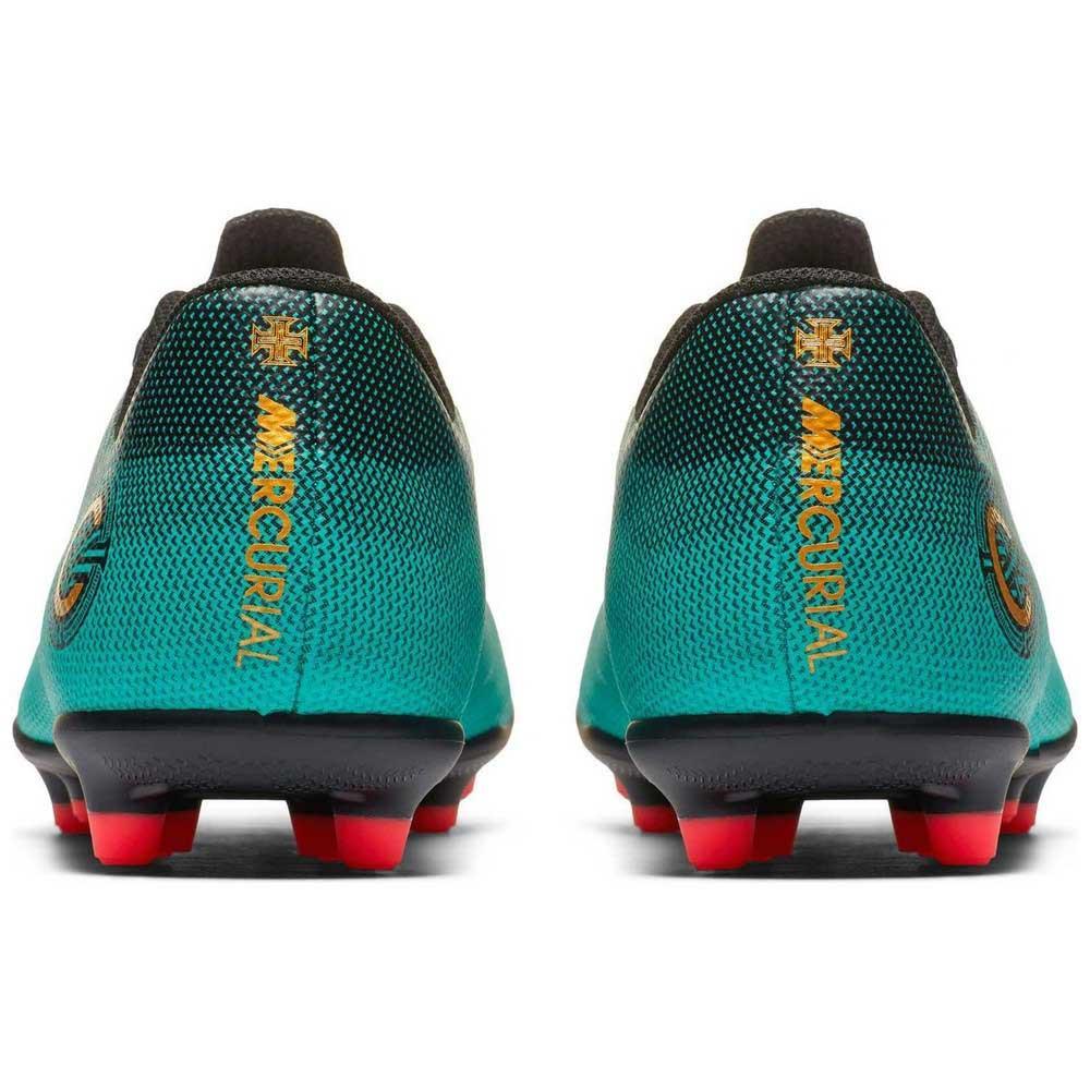 Nike Mercurial Superfly VI Club CR7 MG Verde, Goalinn Futebol