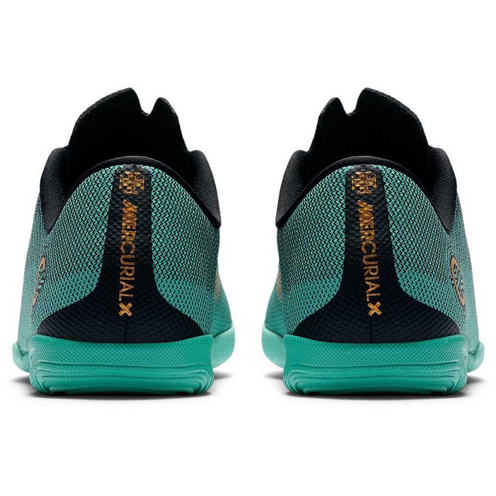 Nike Mercurialx Vapor XII Academy CR7 GS IC Verde 7cfc023b6232a