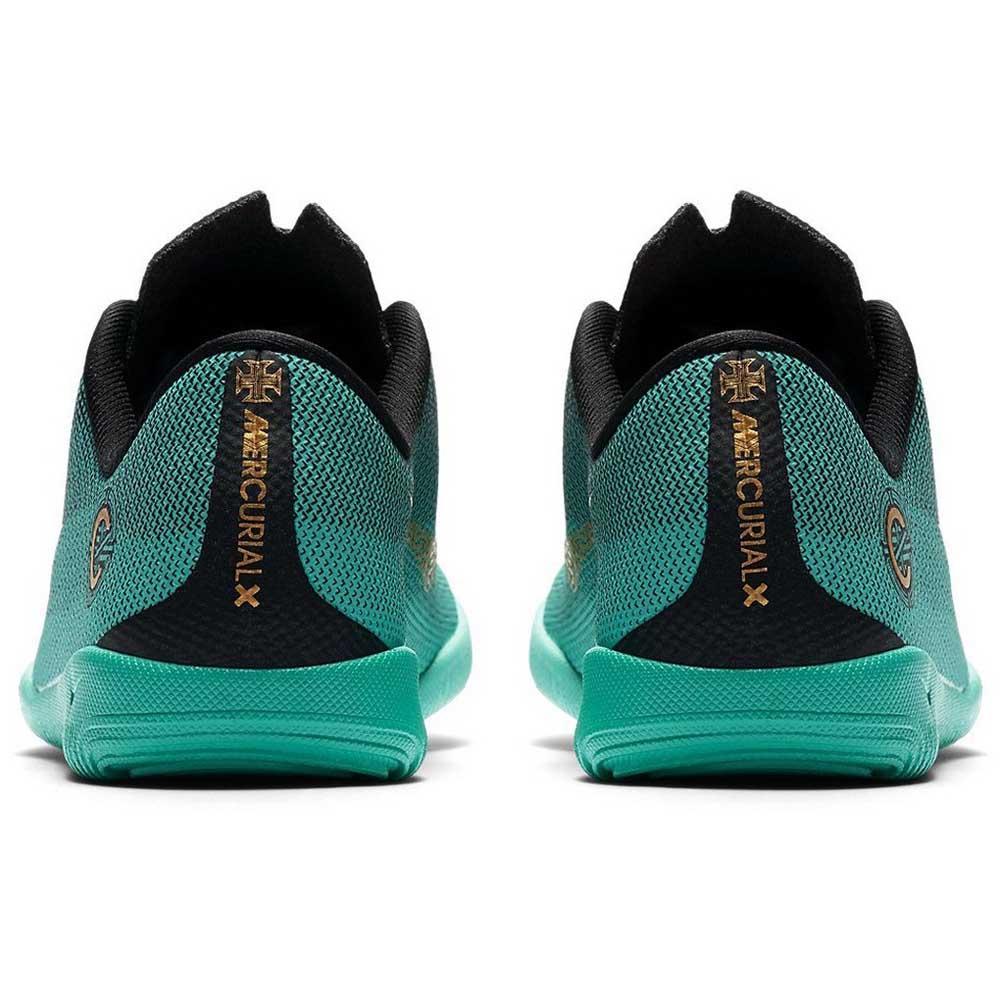 Duquesa Asalto Correspondiente  Nike Mercurialx Vapor XII Academy CR7 PS IC Green, Goalinn