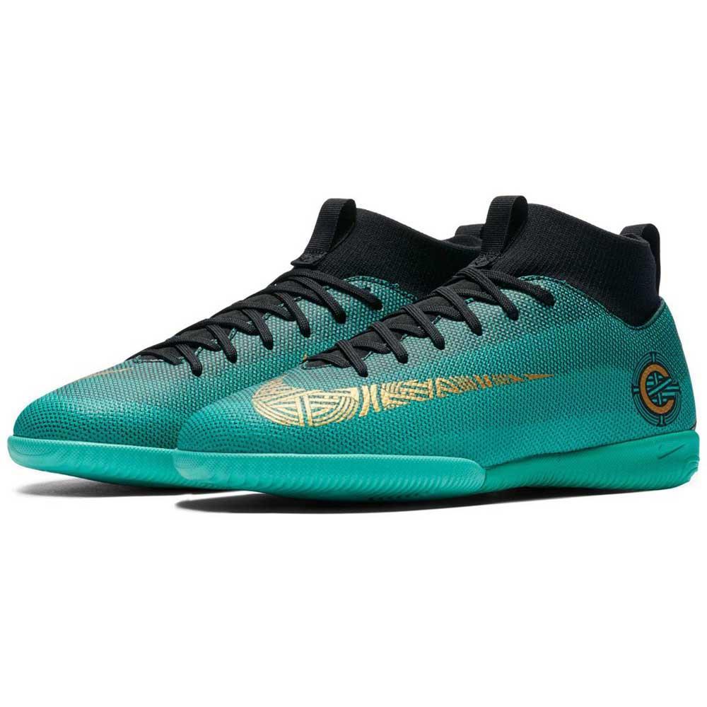 8097b61e3 Nike Mercurial Superfly VI Academy CR7 GS IC Green, Goalinn