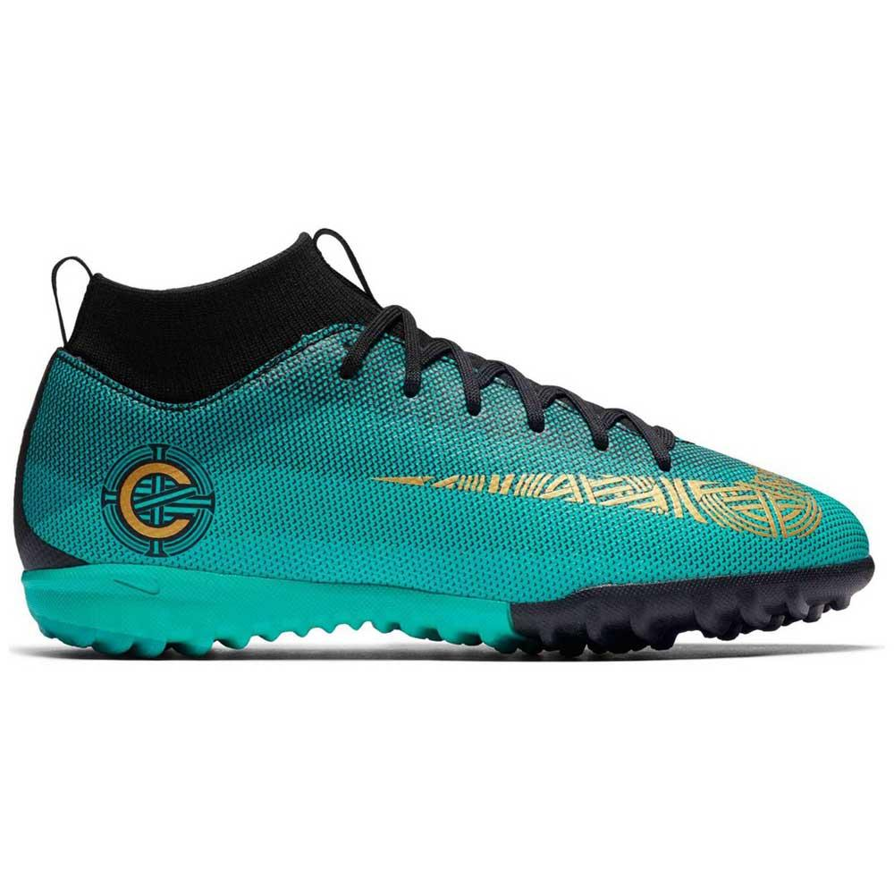 b3bad5d0 Nike Mercurial Superfly VI Academy CR7 GS TF Green, Goalinn