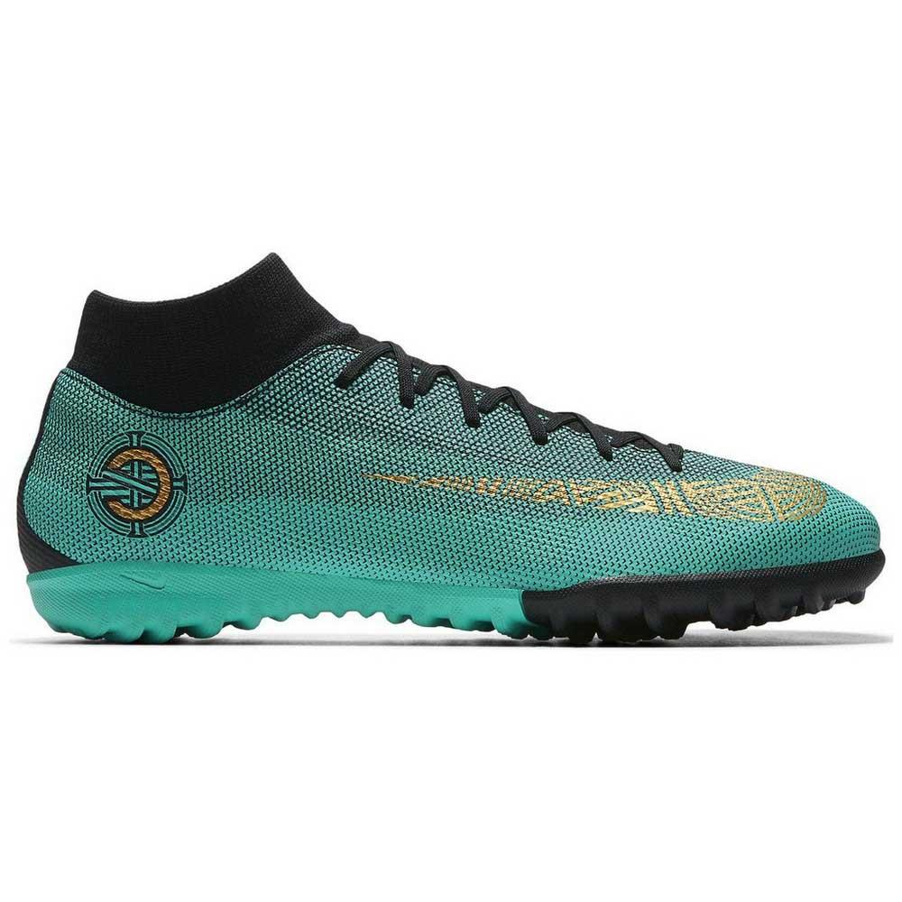 cd2080c4950c Nike Mercurialx Superfly VI Academy CR7 TF Verde, Goalinn