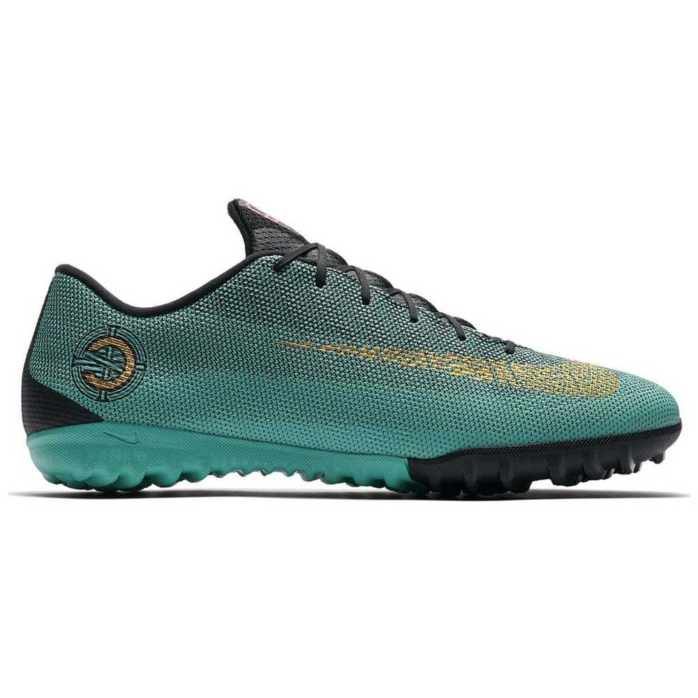 e5292bb04 Nike Mercurialx Vapor XII Academy CR7 TF Green, Goalinn