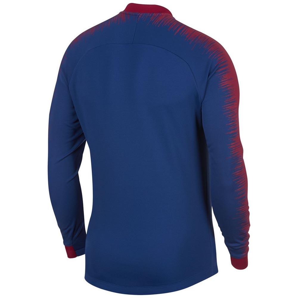 Nike FC Barcelona Anthem Jacket buy and offers on Goalinn 20ddfe4a6