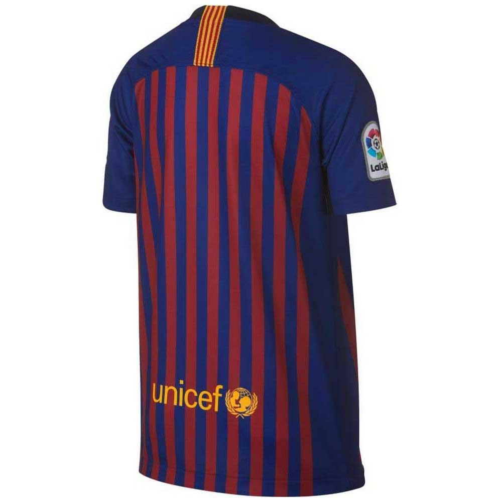 Fc Barcelona Home Breathe Stadium 18/19 Junior