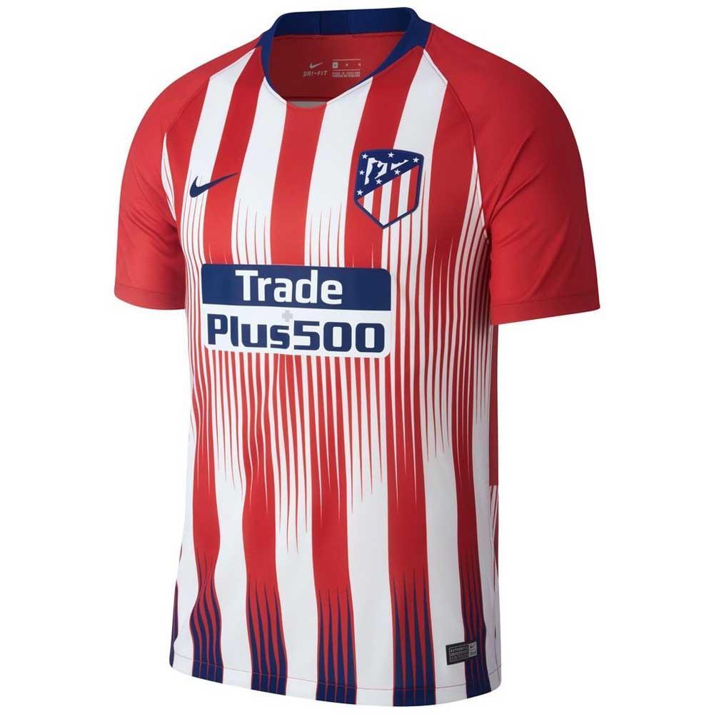 a0e96d684f564 Nike Atletico Madrid Home Breathe Stadium 18 19 Vermelho