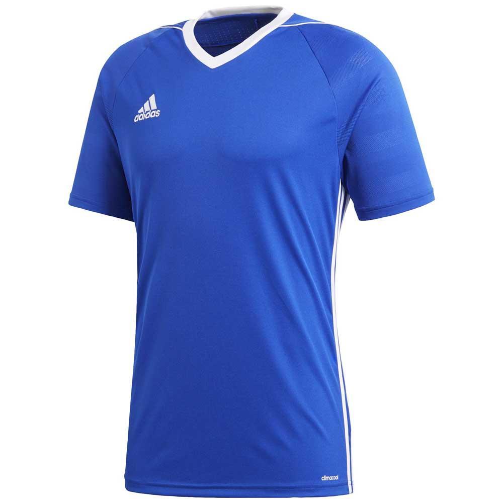 Mirar atrás Lesionarse Flojamente  adidas Tiro 17 Jersey Blue buy and offers on Goalinn