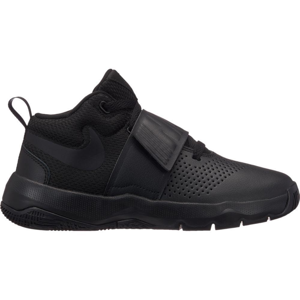 low priced 5883e 0924d Nike Team Hustle D 8 GS Black buy and offers on Goalinn