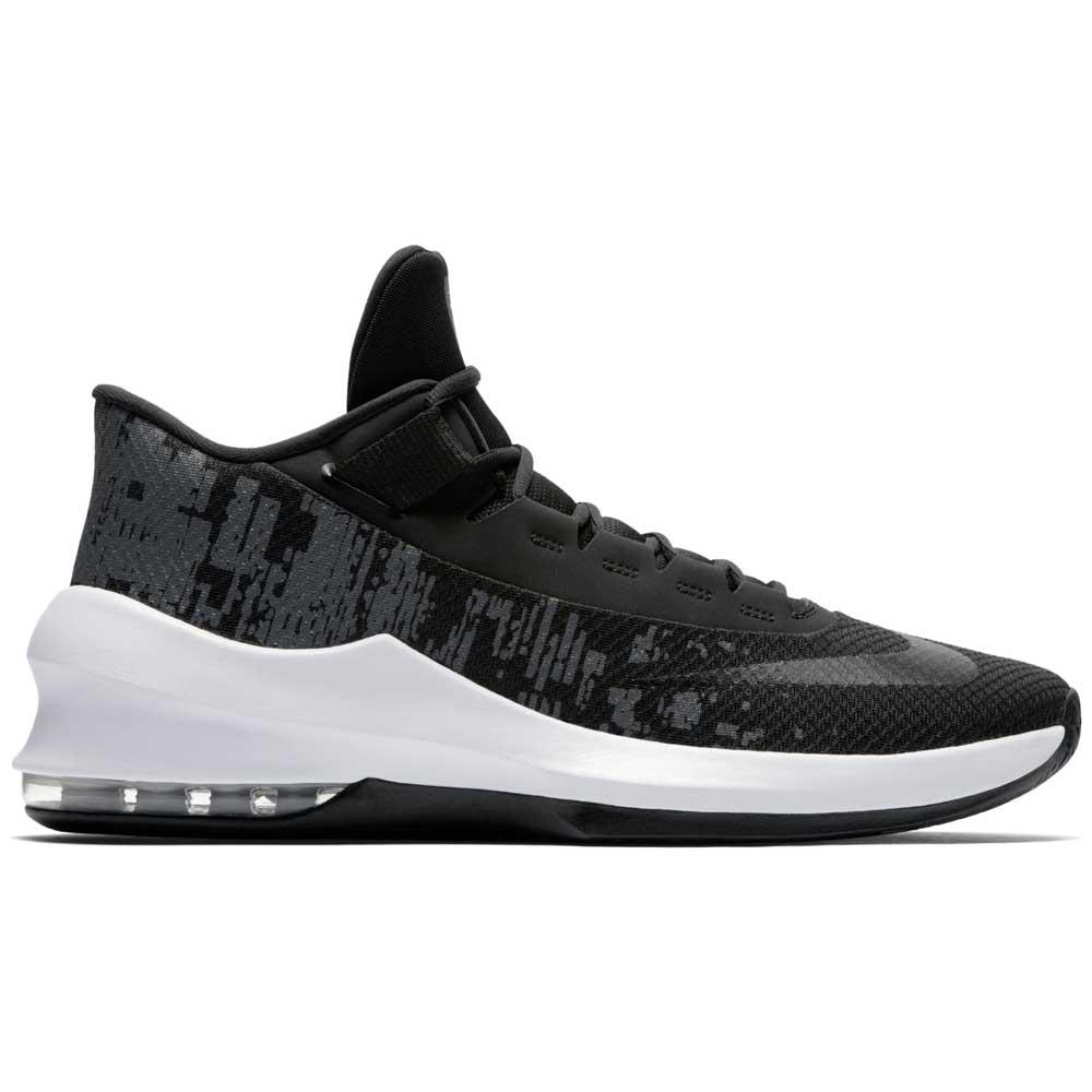 6e8e73eb3eee Nike Air Max Infuriate 2 Mid Musta osta ja tarjouksia