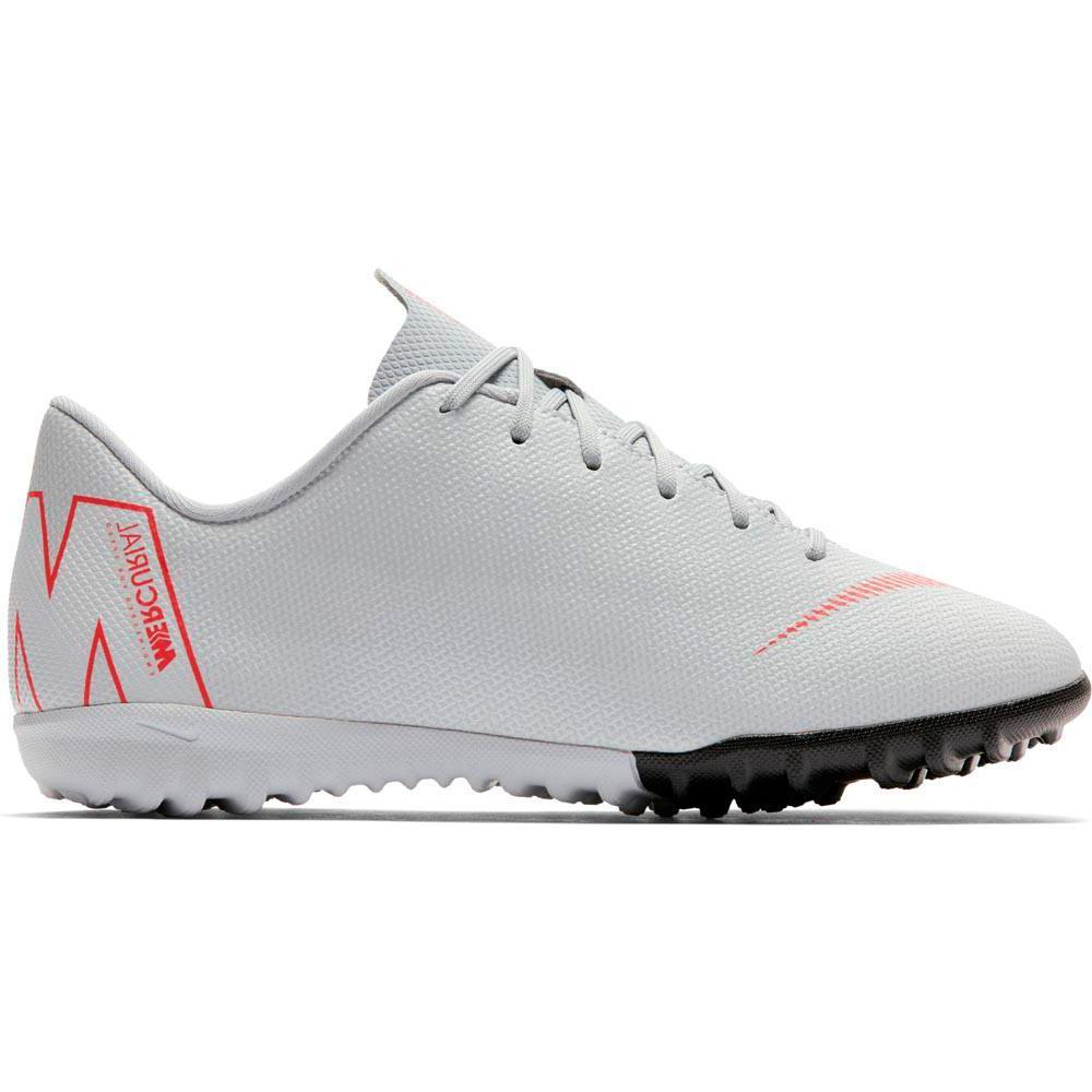 fa070f557155 Nike Mercurialx Vapor XII Academy GS TF Grey, Goalinn