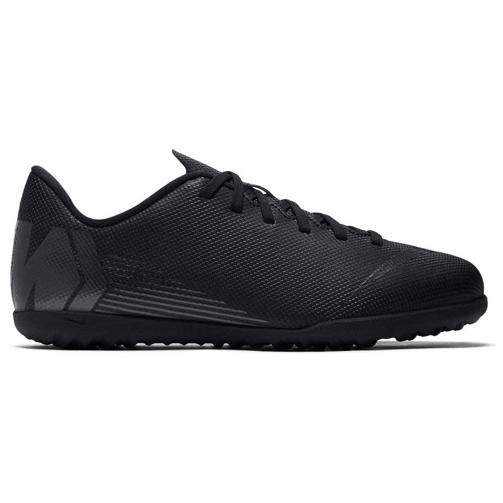 21238a5d094d Nike Mercurialx Vapor XII Club GS TF Black, Goalinn