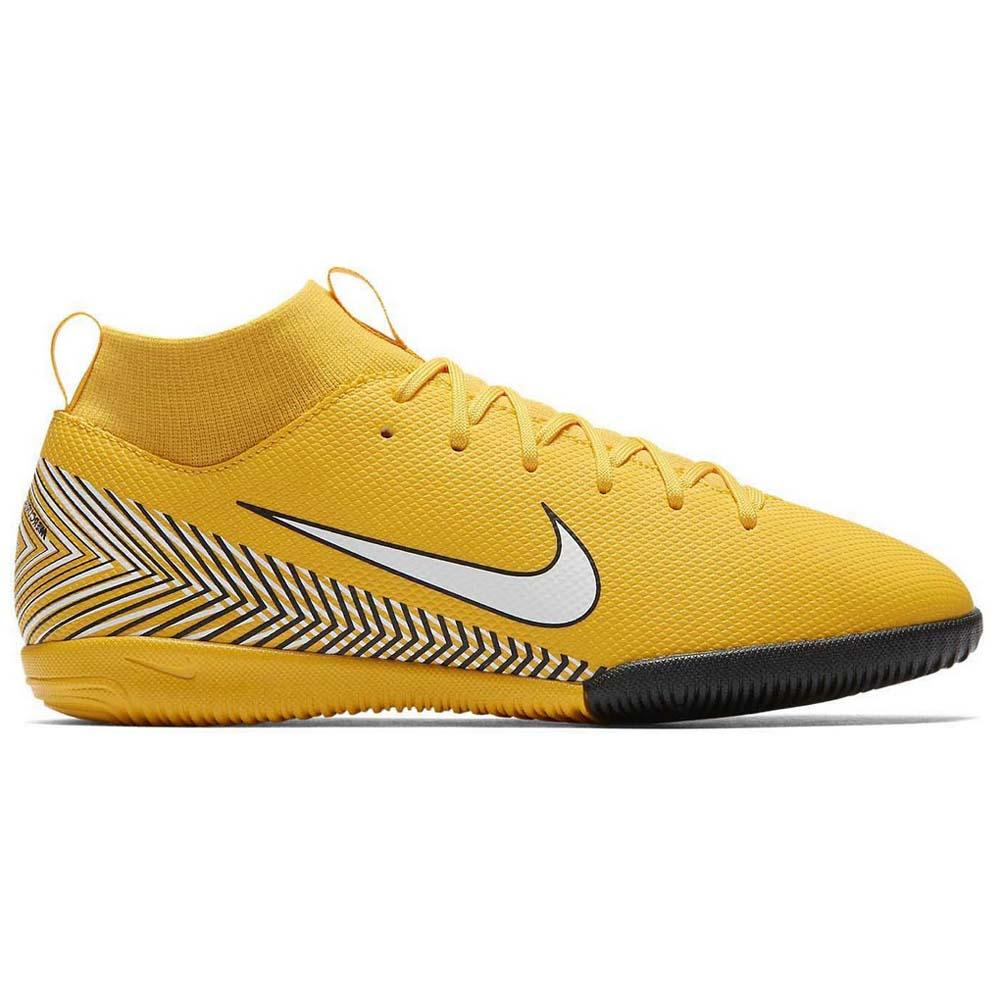 Nike Mercurialx Superfly VI Academy Neymar JR GS IC Giallo