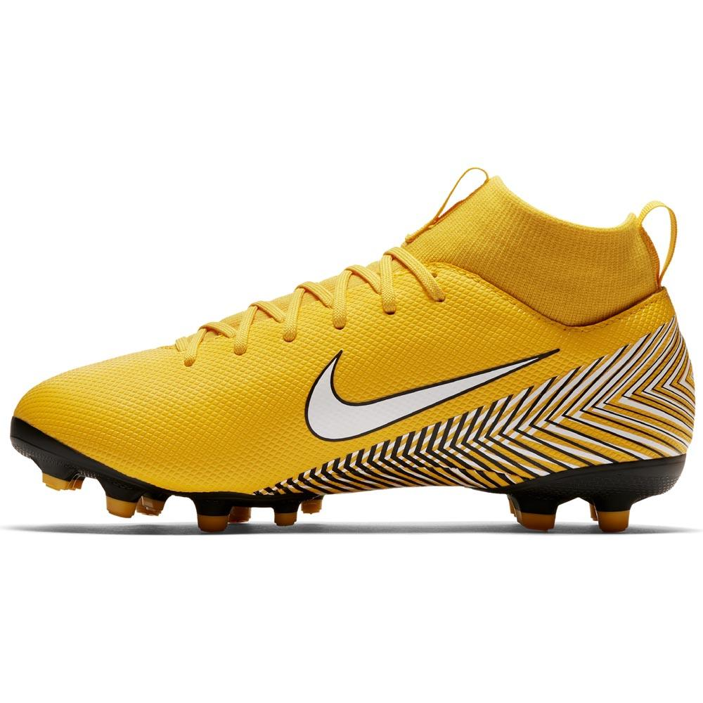 new style ef876 1bf91 Nike Mercurial Superfly VI Academy Neymar JR GS MG Gelb, Goalinn