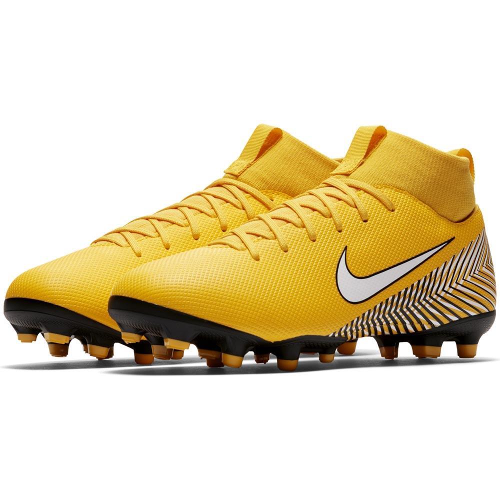 sale retailer 24470 6c866 Nike Mercurial Superfly VI Academy Neymar JR GS MG Żółty, Goalinn