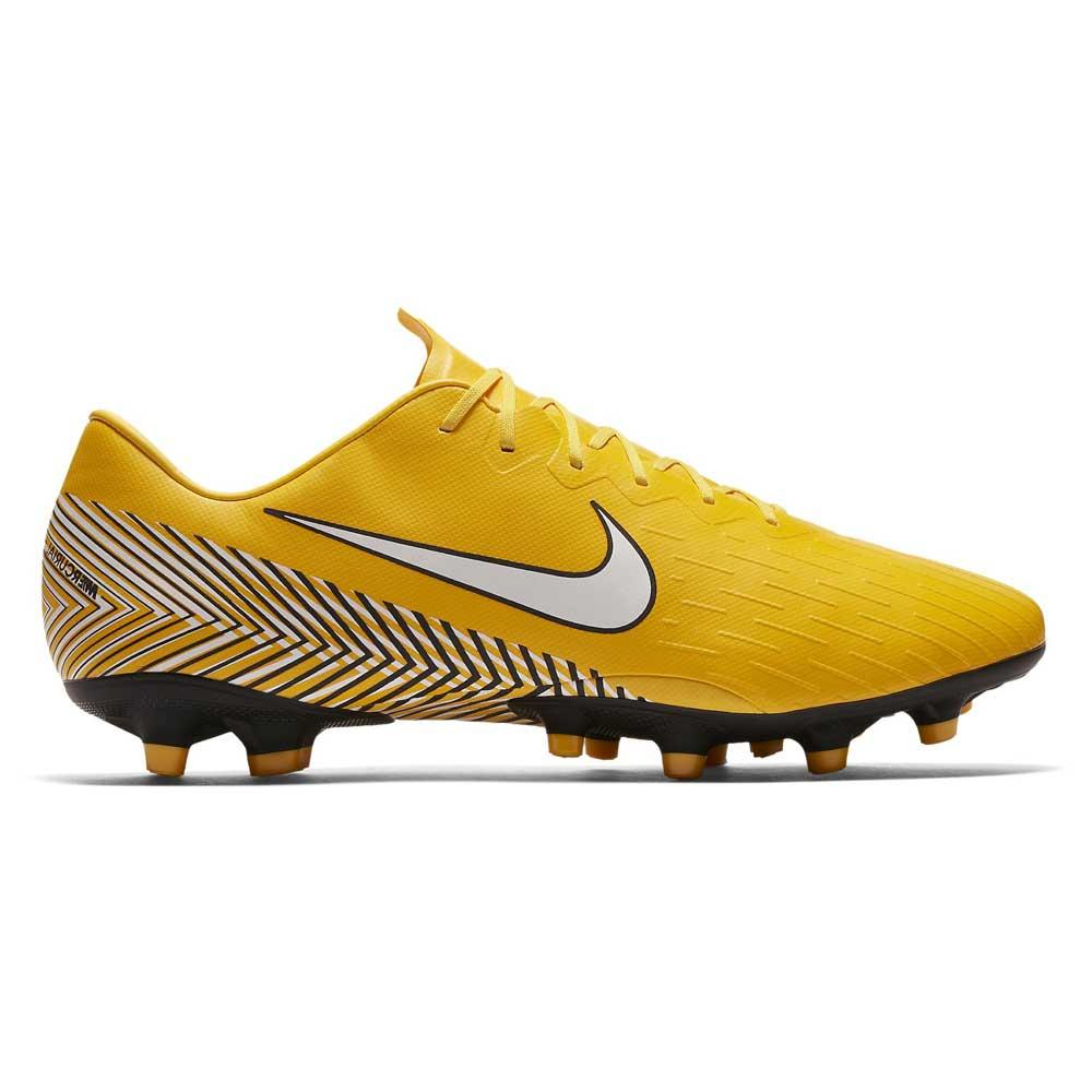 new style 496a5 925ef Nike Mercurial Vapor XII Pro Neymar JR AG Gul, Goalinn Fotboll