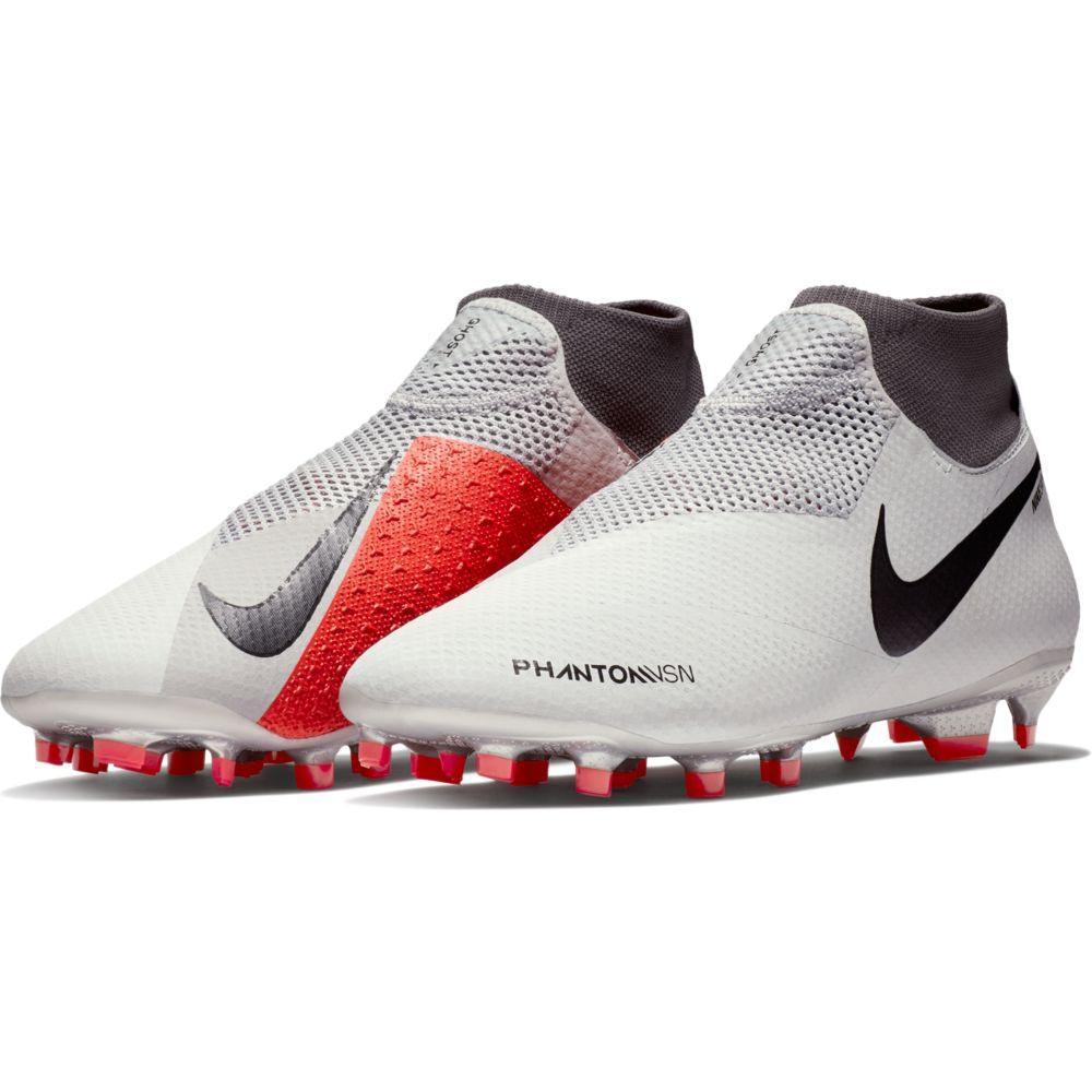 d48e3b32a Nike Phantom Vision Pro DF FG White buy and offers on Goalinn