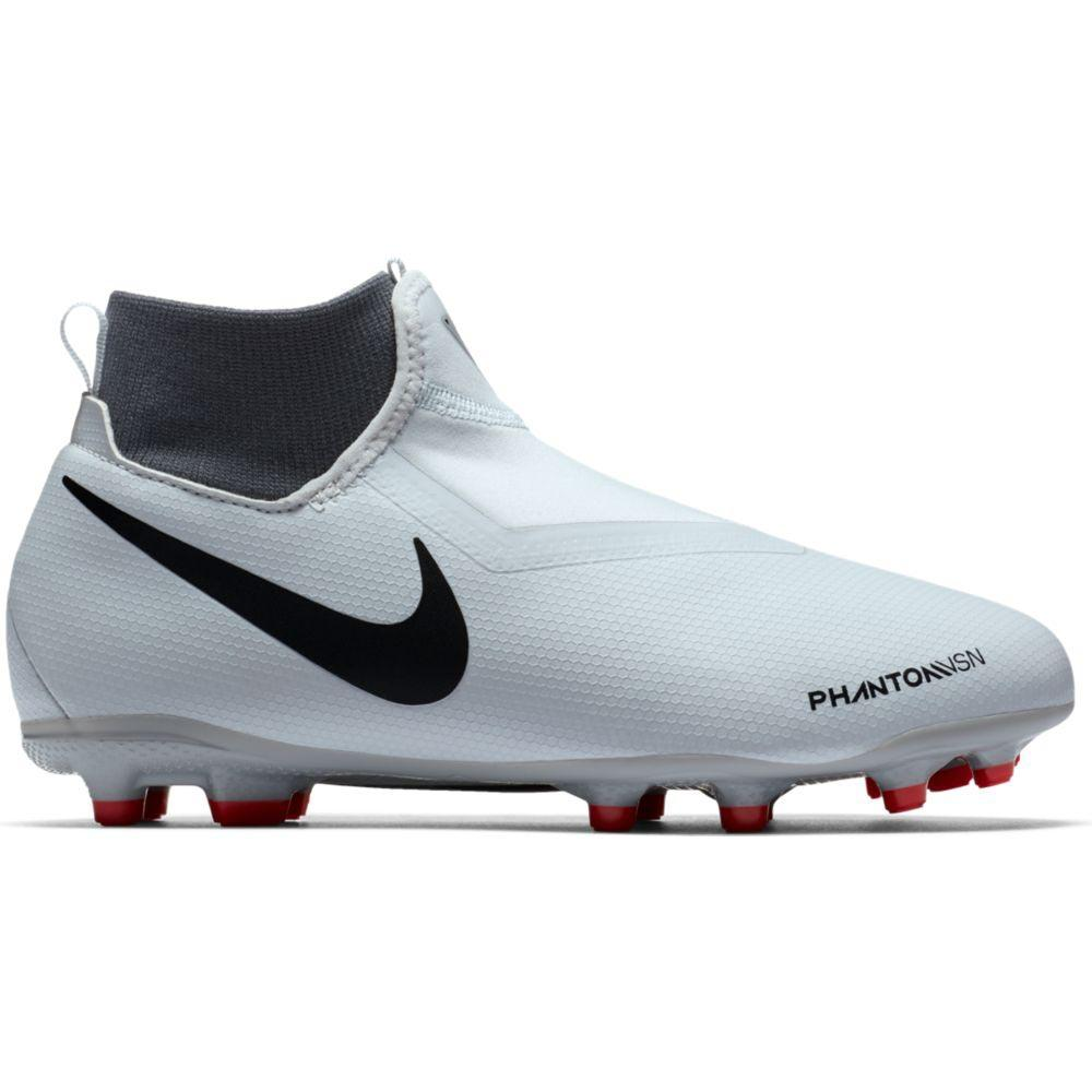eje Inconcebible Yogur  Nike Phantom Vision Academy DF FG/MG White, Goalinn