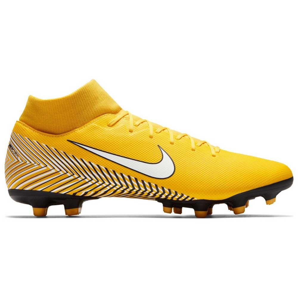 watch 5b92f 9b88f Nike Mercurial Superfly VI Academy Neymar JR MG Yellow, Goalinn