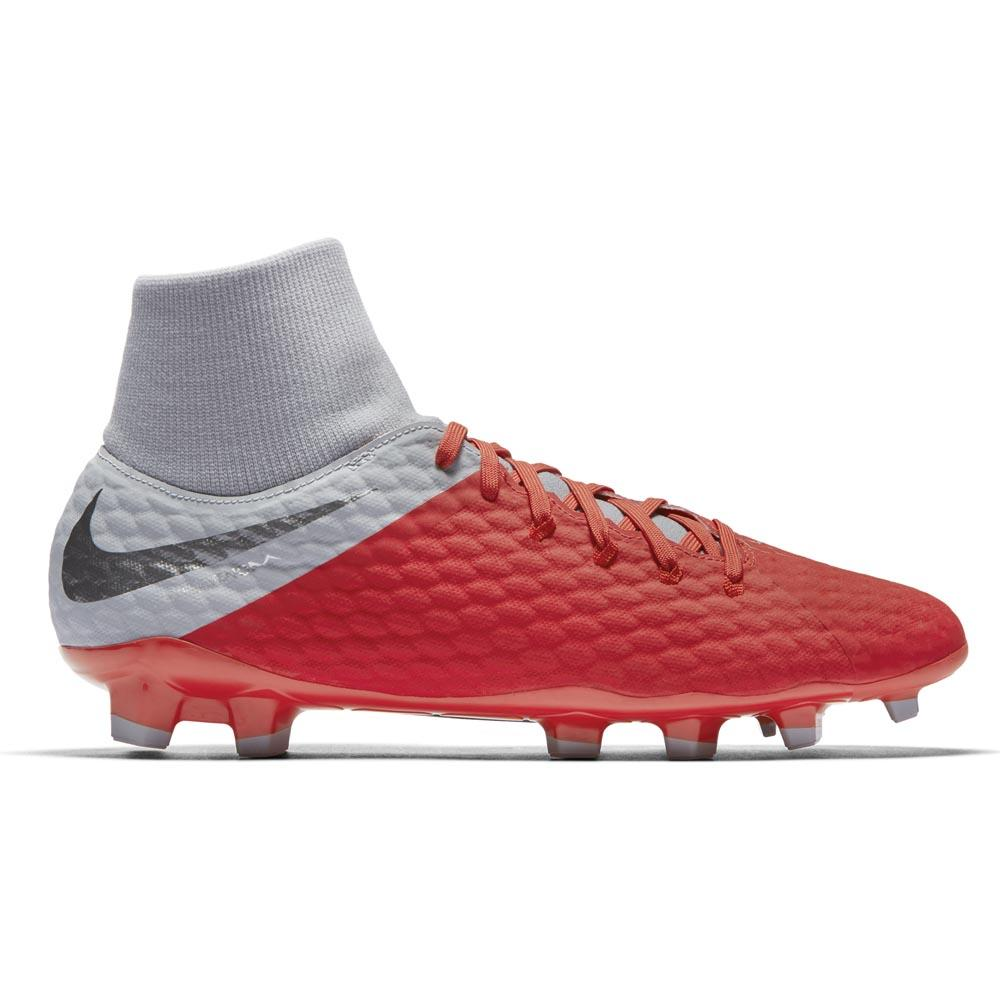 88344dc53 Nike Hypervenom Phantom III Academy DF FG Orange
