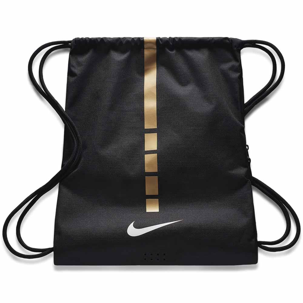 ab7cee428944 Nike HPS Elite 2.0 Gymsack Black buy and offers on Goalinn