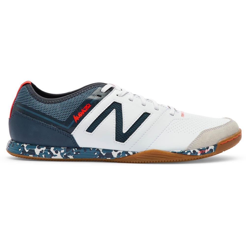 New balance Chaussures Football Salle Audazo 3 Pro Bleu, Goalinn
