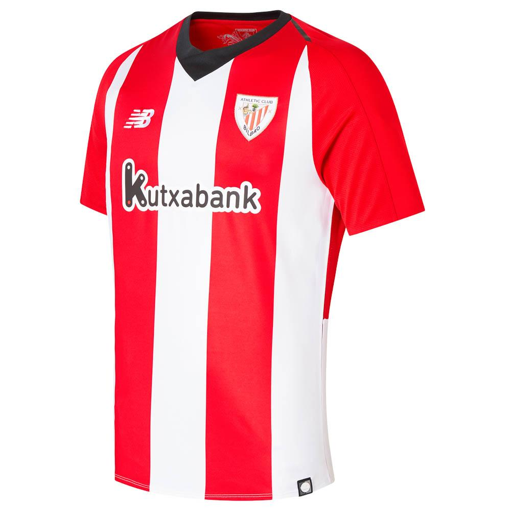 9becfdb993f79 New balance Athletic Club Bilbao Home Replica 18 19 Red